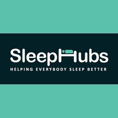 SleepHubs logo