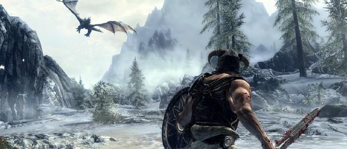 Ble Skyrim for lett for deg? The Elder Scrolls V: Skyrim