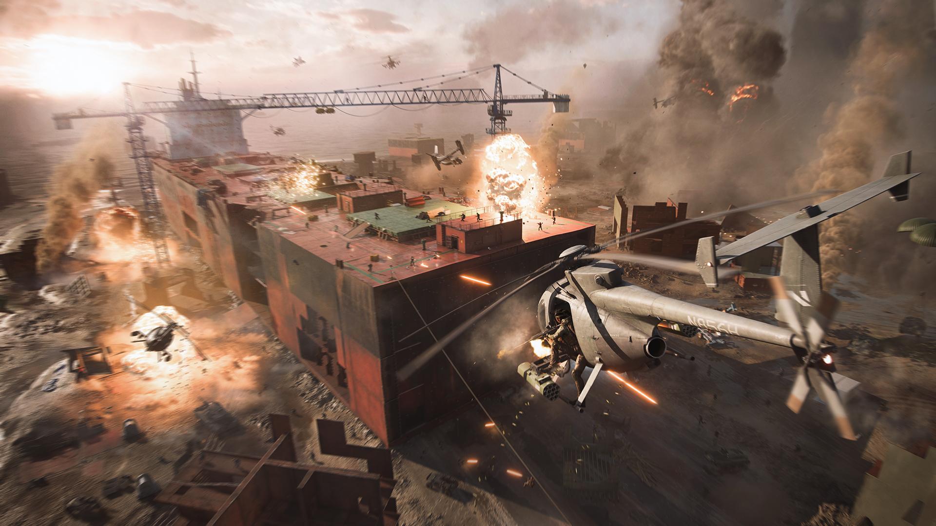 r/Battlefield6 - A LOT of leaks from origin