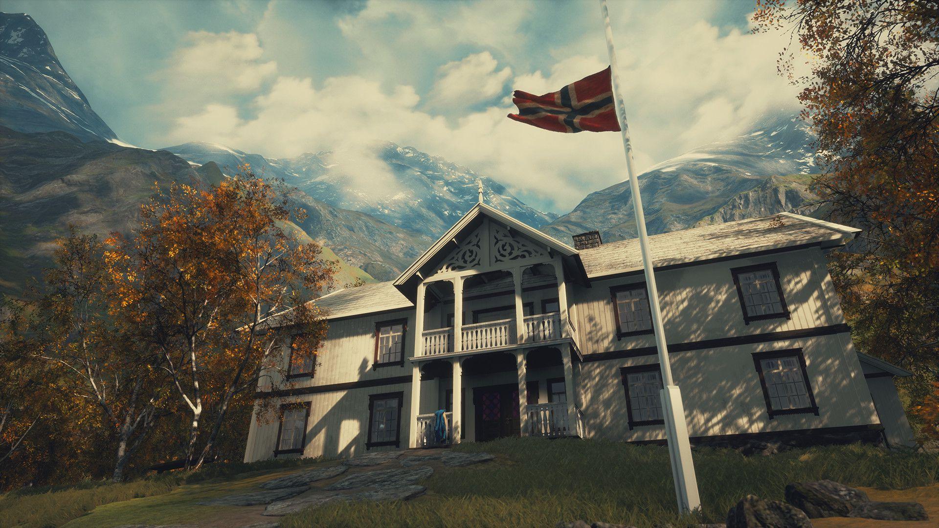 Se den nye nasjonalromantiske Draugen-traileren - Gamer.no