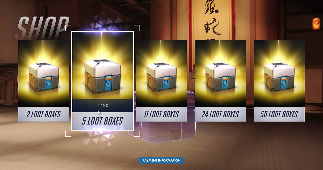 Video game loot boxes linked to problem gambling, study shows