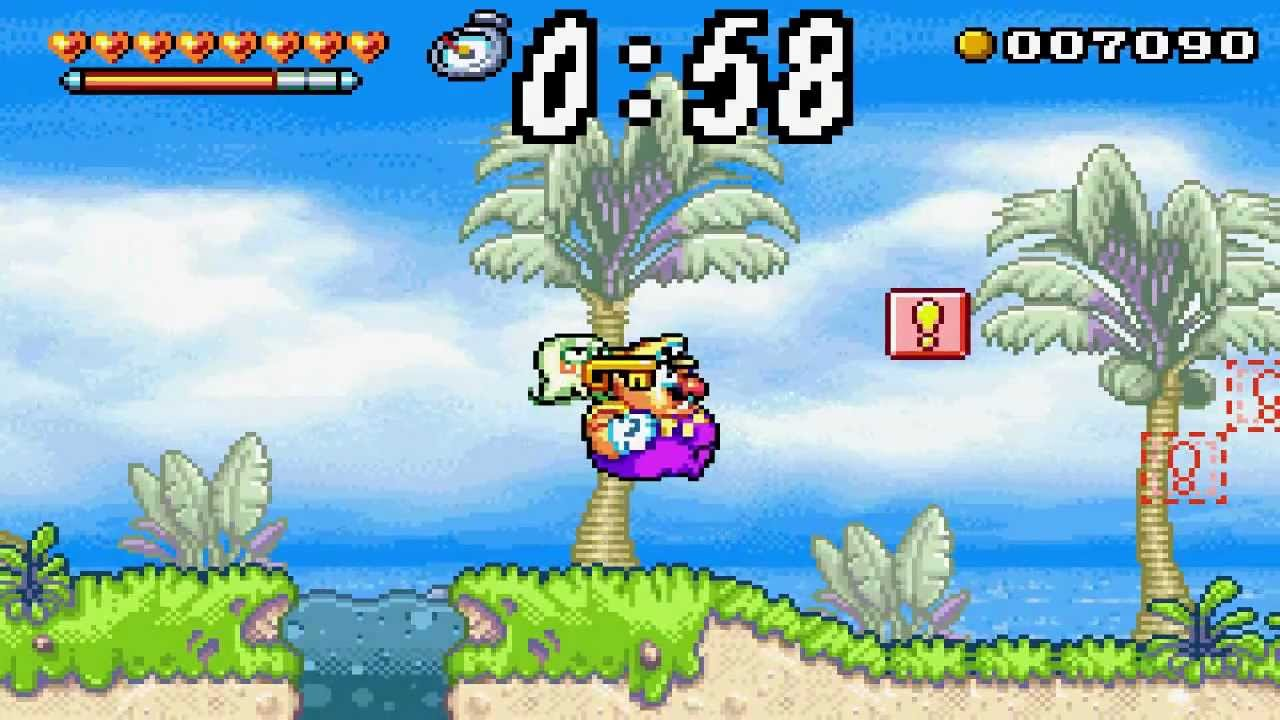 Wario Land 4 Comes to North America with New Trailer - IGN