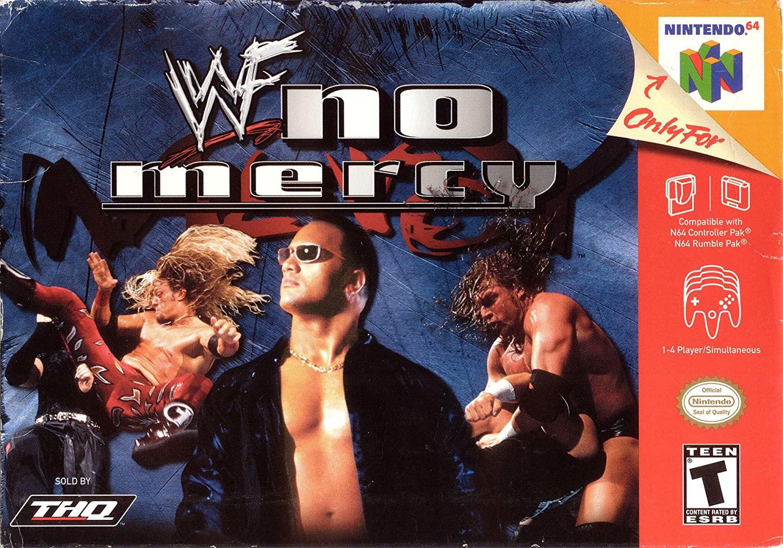 Amazon.com: WWF: No Mercy : Video Games