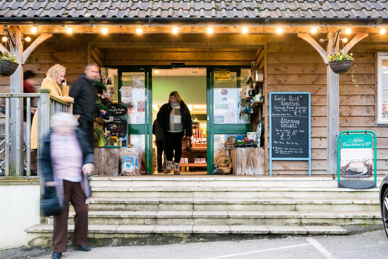 Farleigh Road Farm Shop