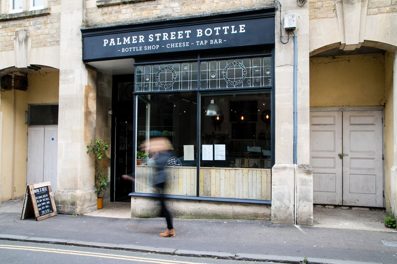 Palmer Street Bottle