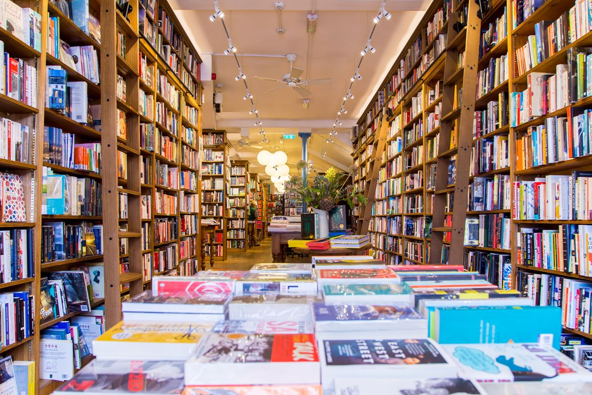 Topping & Company Booksellers
