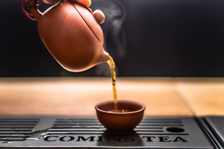 Comins Tea House