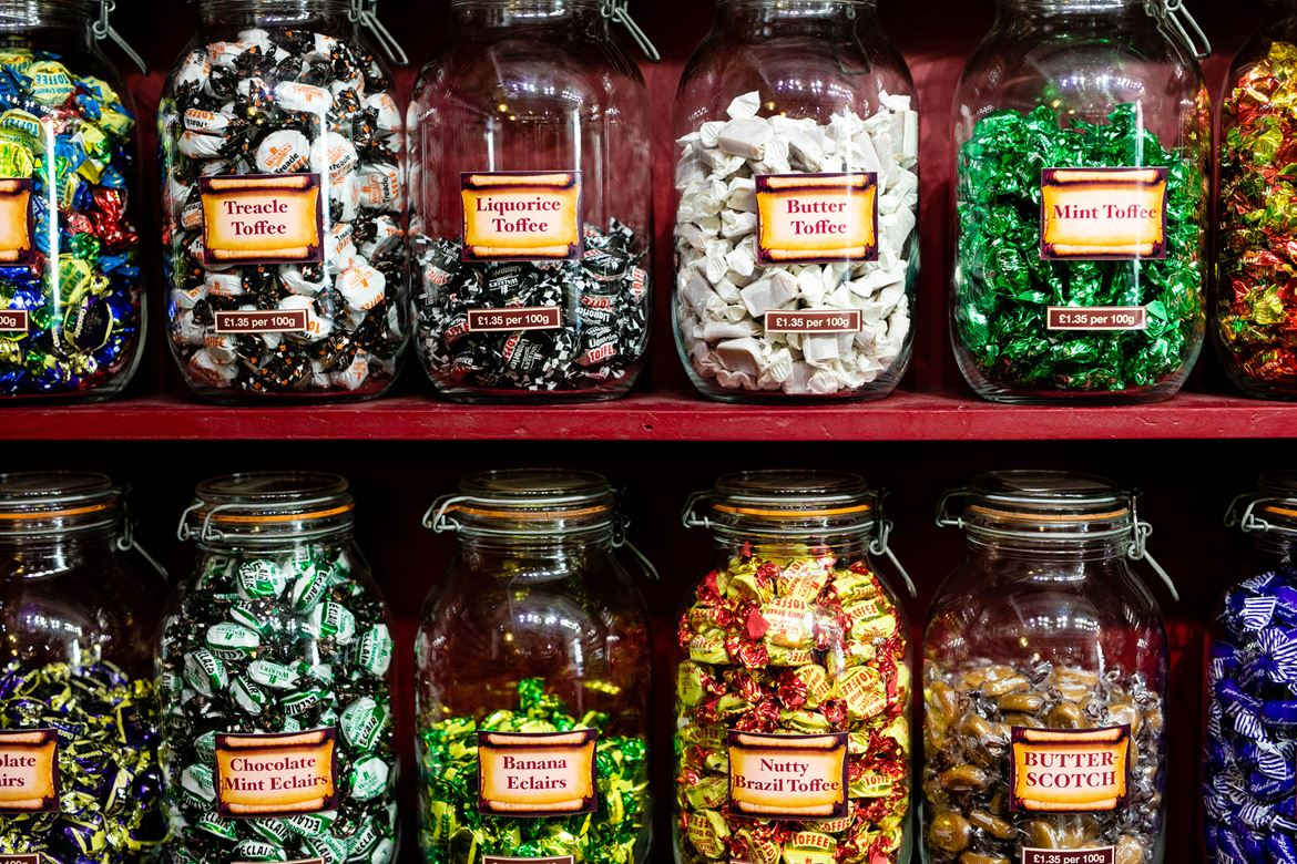 The Bath Sweet Shop