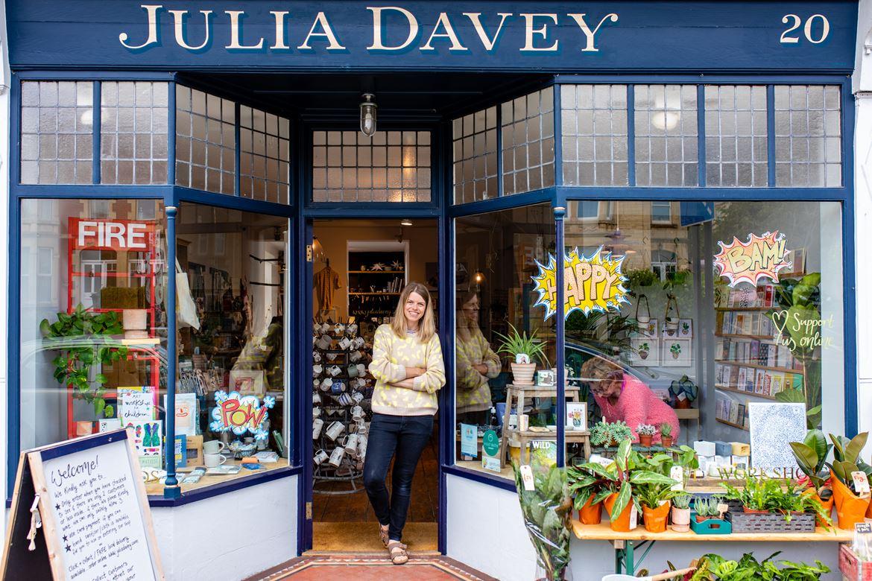 Julia Davey