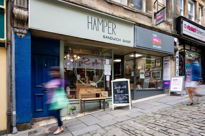 Hamper Sandwich Shop