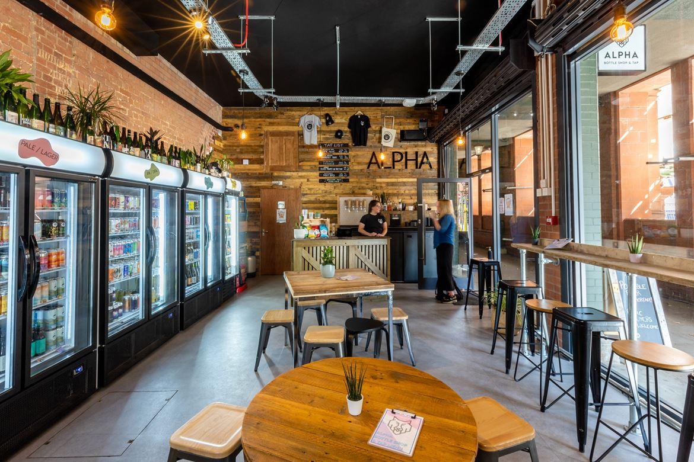 Alpha Bottle Shop & Tap