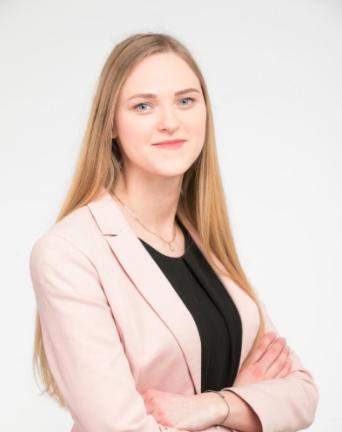 Laura Narušytė SEO specialist Omnisend