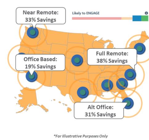 location-based hiring algorithms
