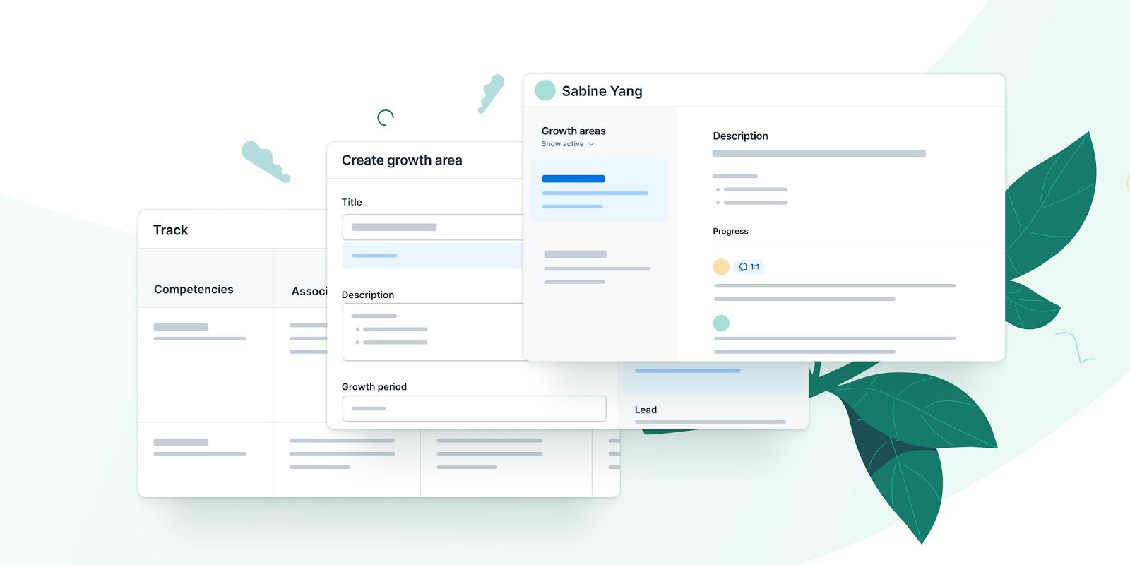 Employee development tool
