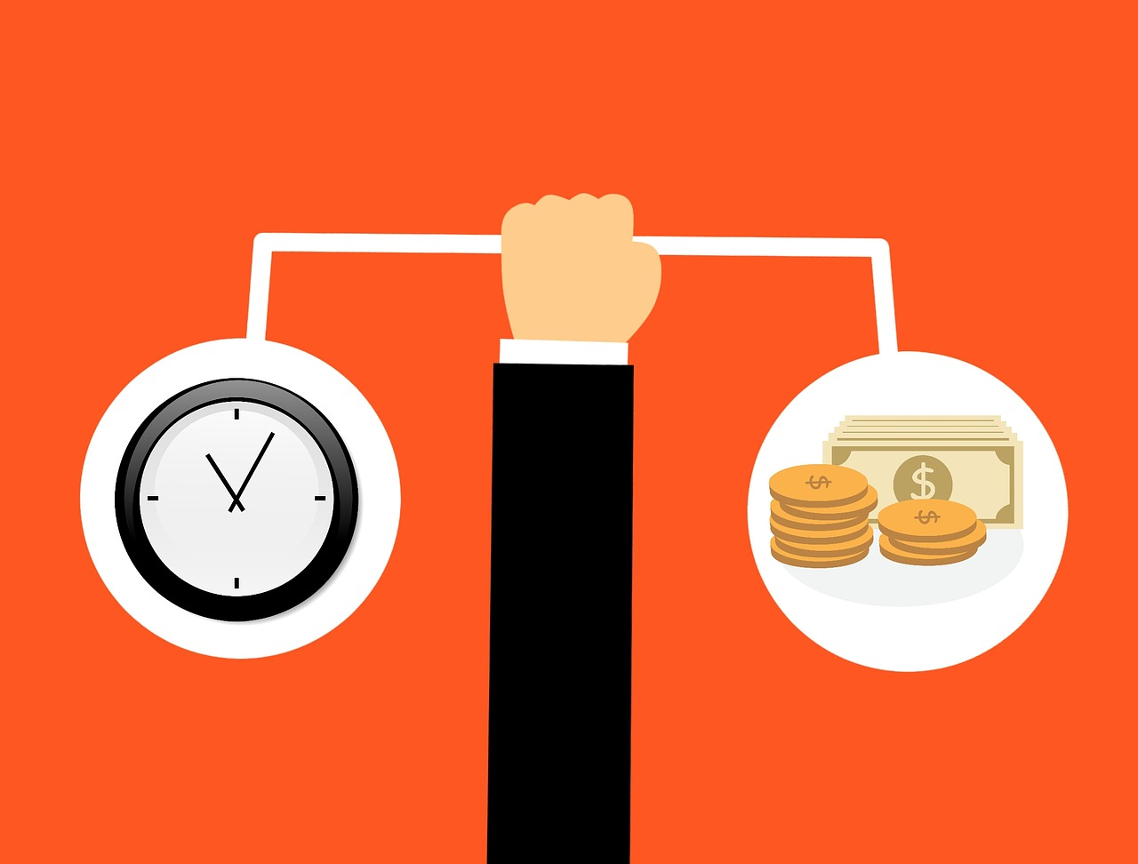 Spend loyalty program balancing time and money
