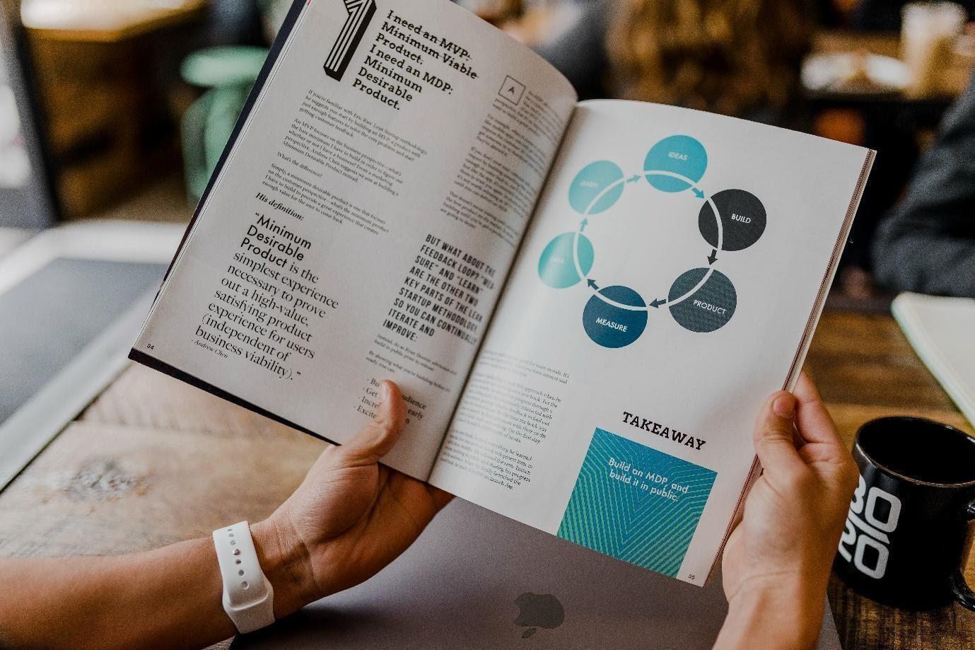 Brochure of demo