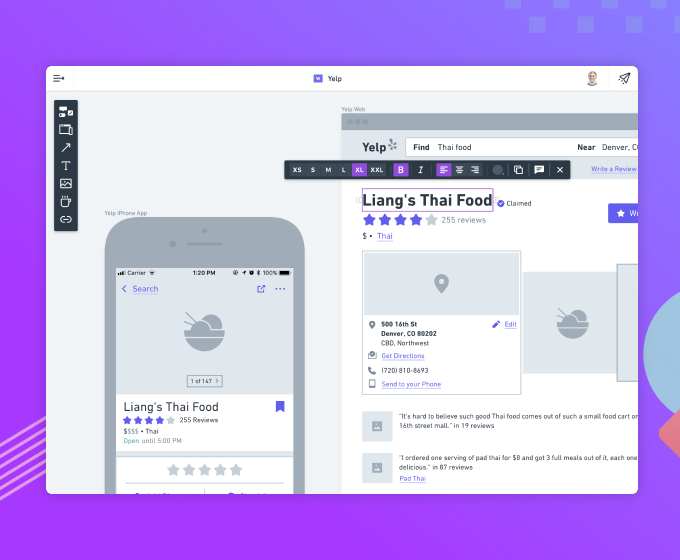 Whimsical Wireframes are fast and collaborative