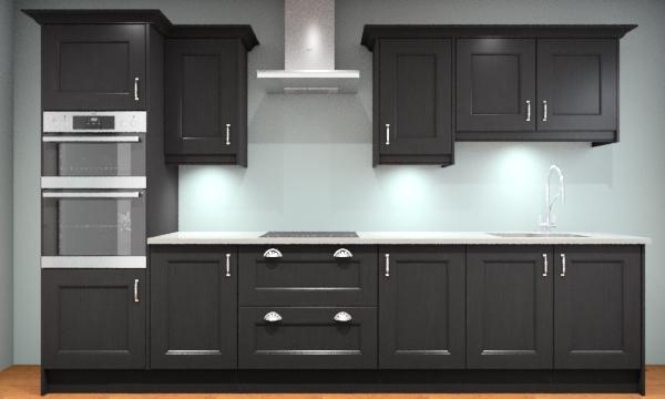 Woodbury graphite image