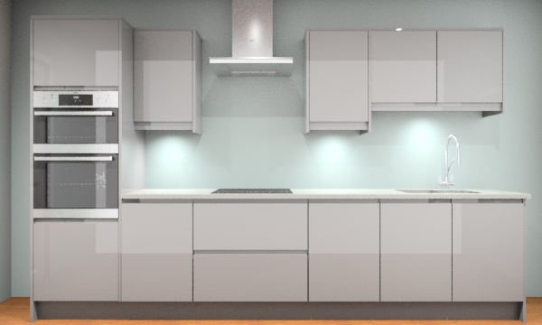 Java Light Grey Gloss image