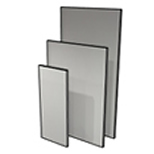Belford Light Grey panels
