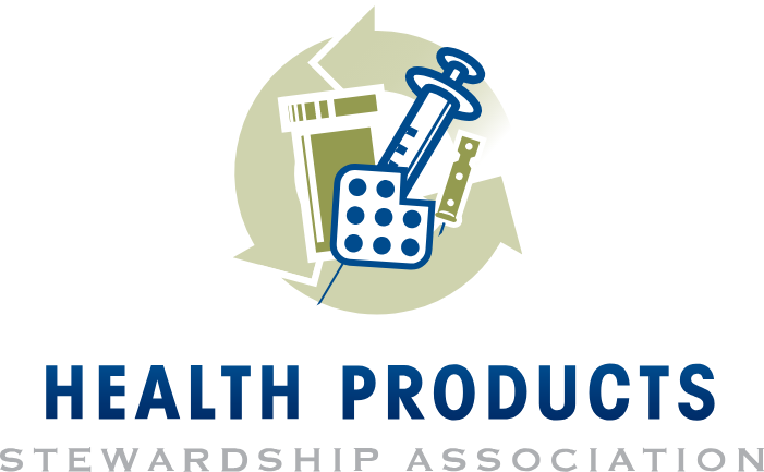 Health Products Stewardship Association Logo