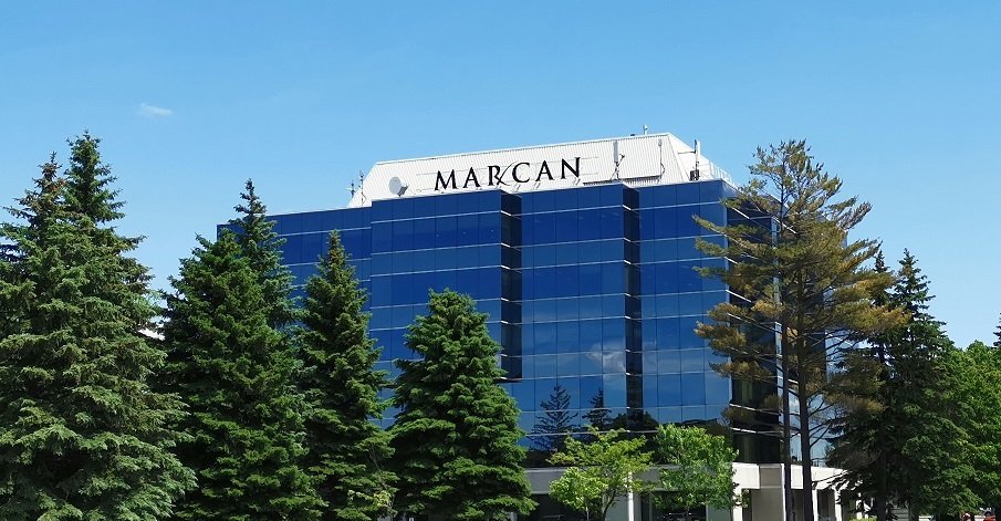 Marcan office building