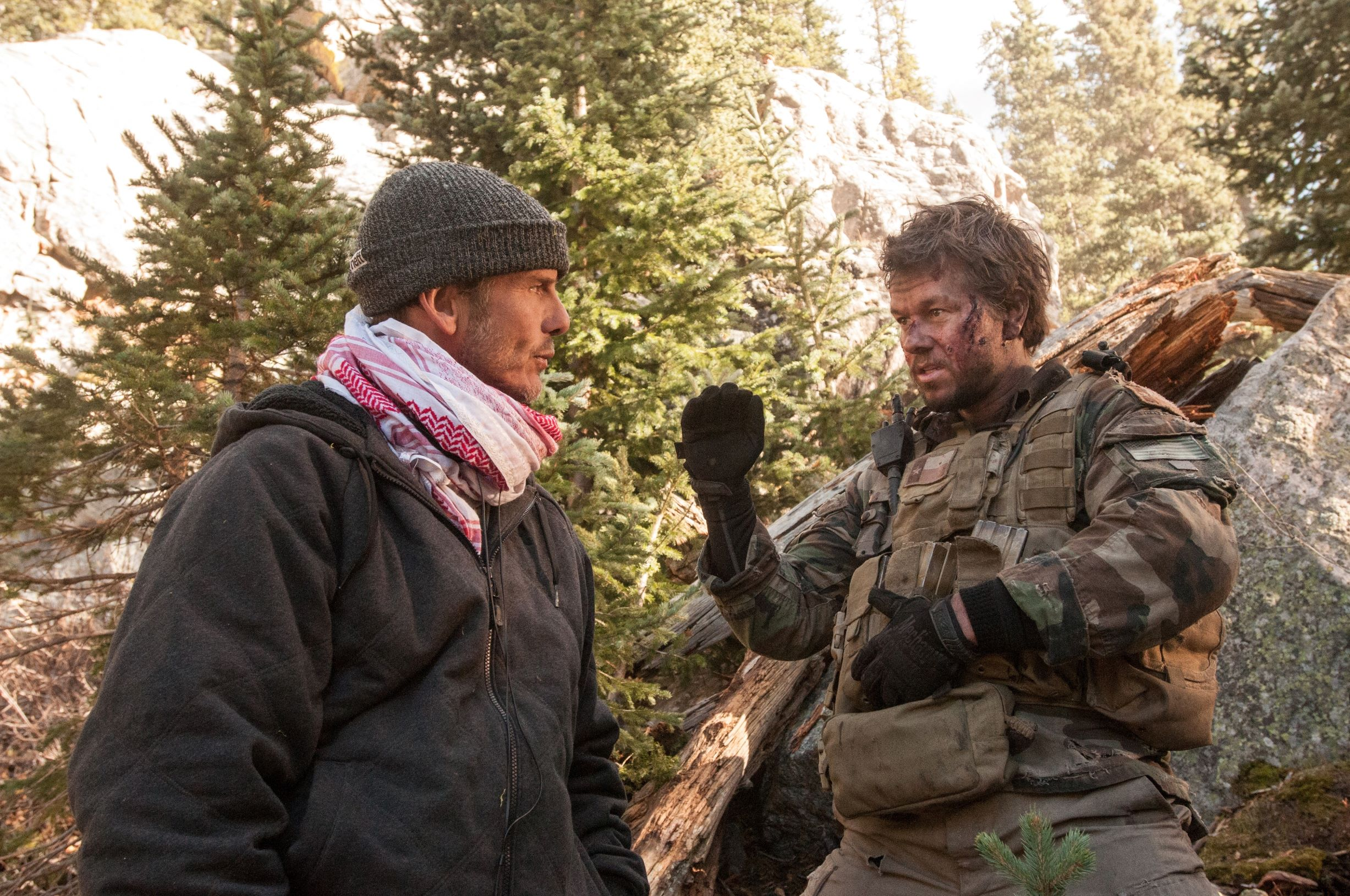 Berg Squared: The Many Pairings of Mark Wahlberg and Peter Berg