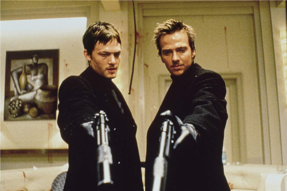 I Love 'THE BOONDOCK SAINTS' Movies (And Don't Care That You Don't)