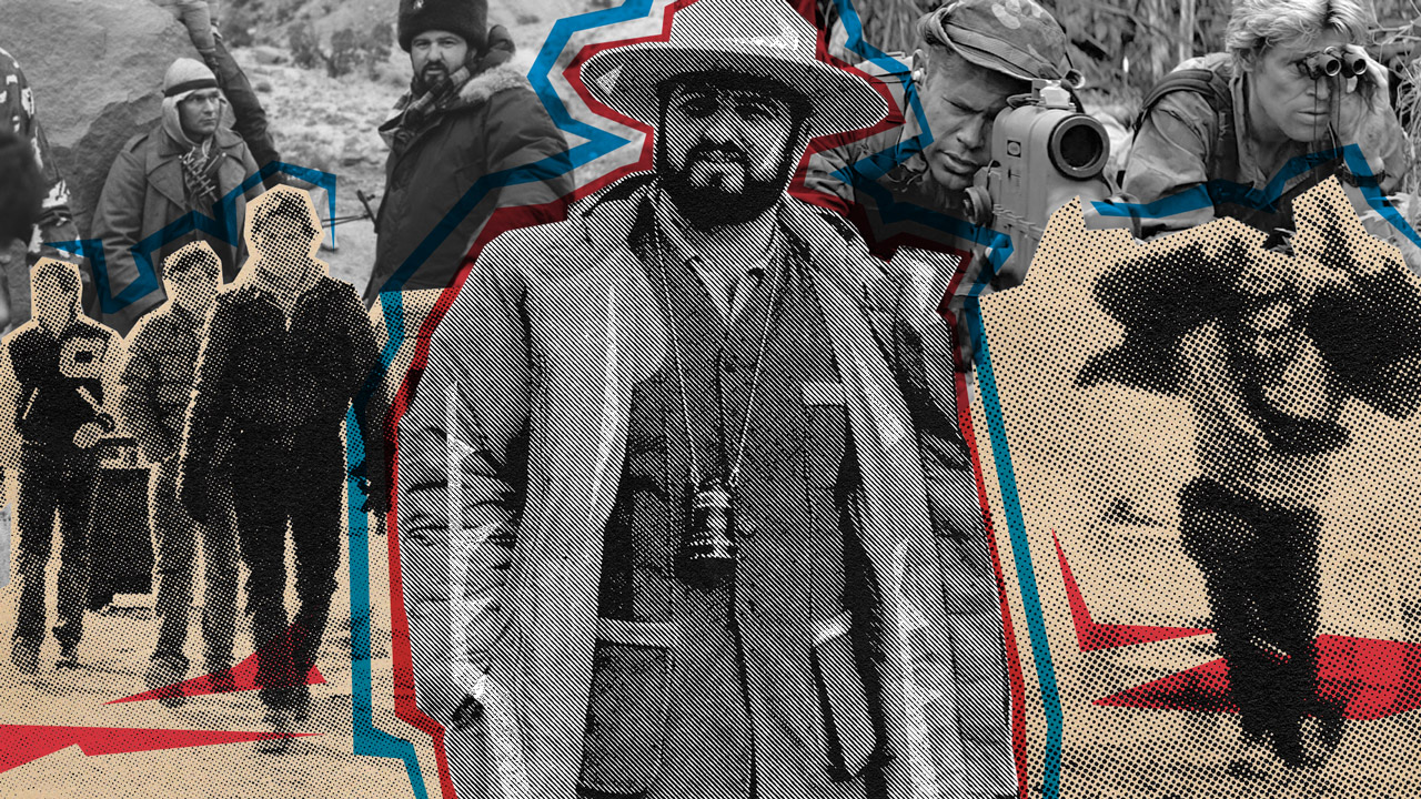 """A Conversation with John Milius: """"Just Tell Them a Good Story"""""""