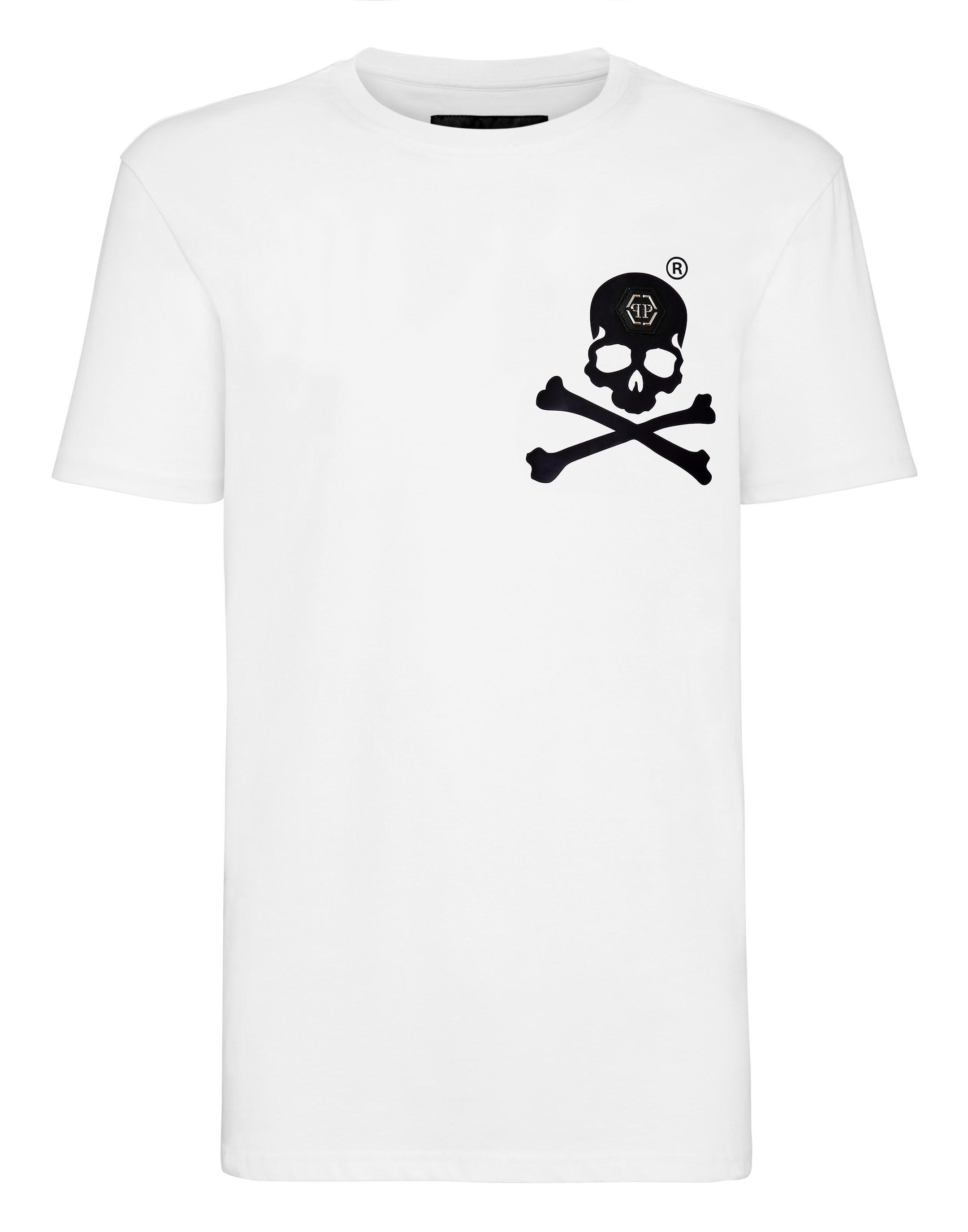 Round Neck SS Skull T-shirt