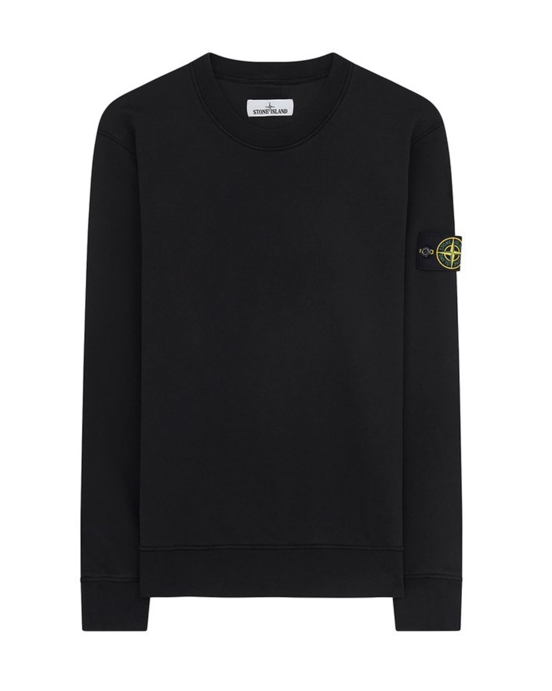 Sweatshirt In Black