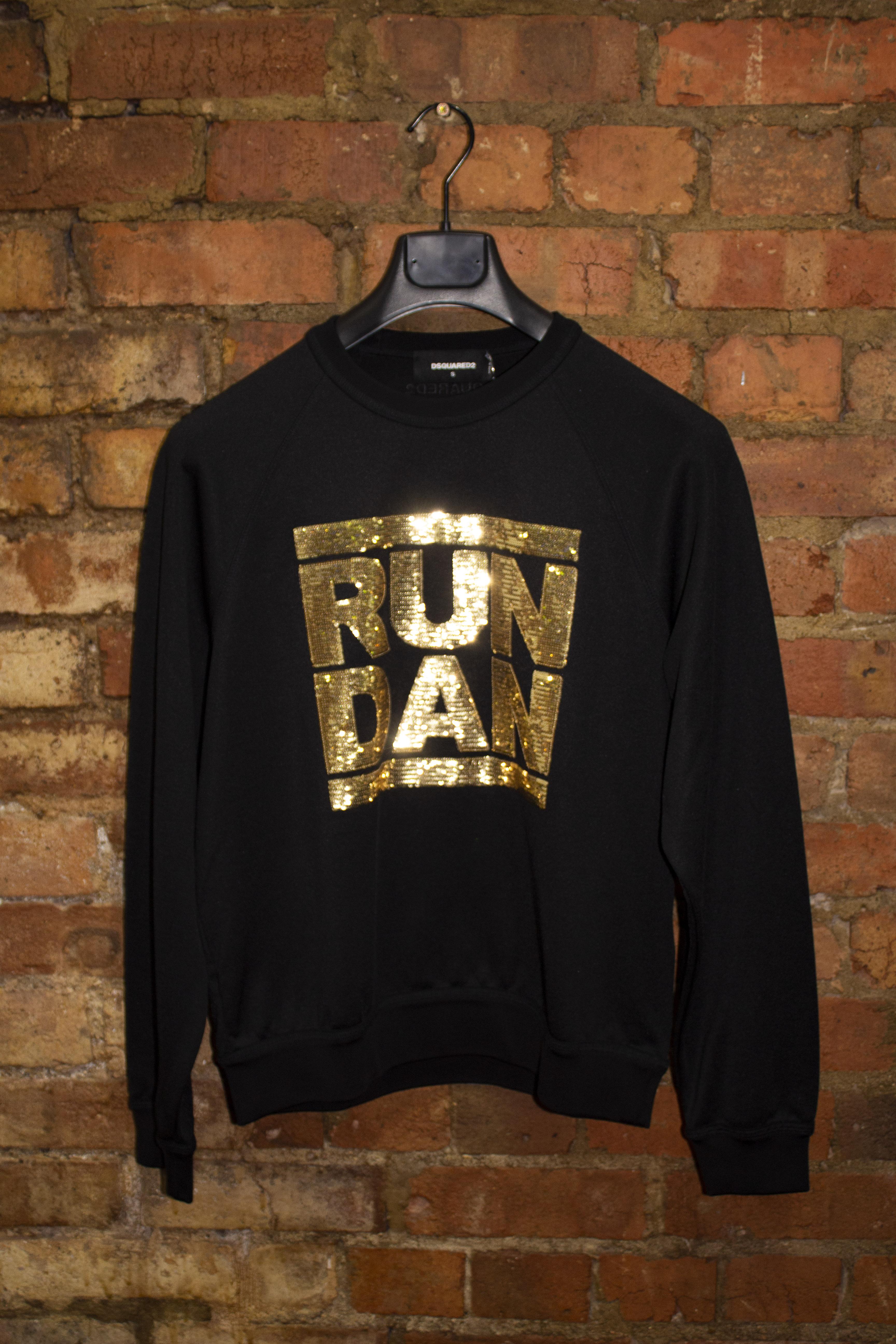 Run Dan Sweater