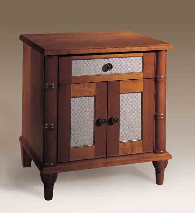 NIGHT STAND 670-123-bb-WH