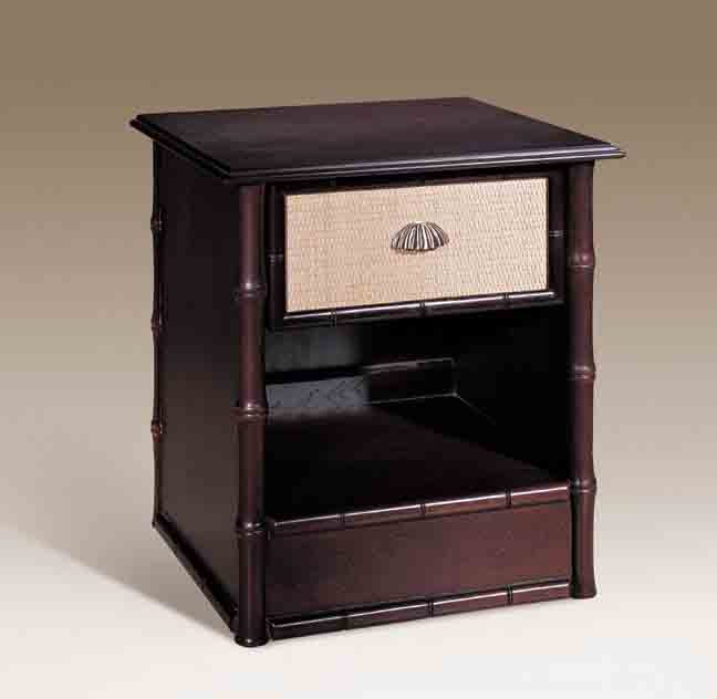 NIGHT STAND NS-123-WG