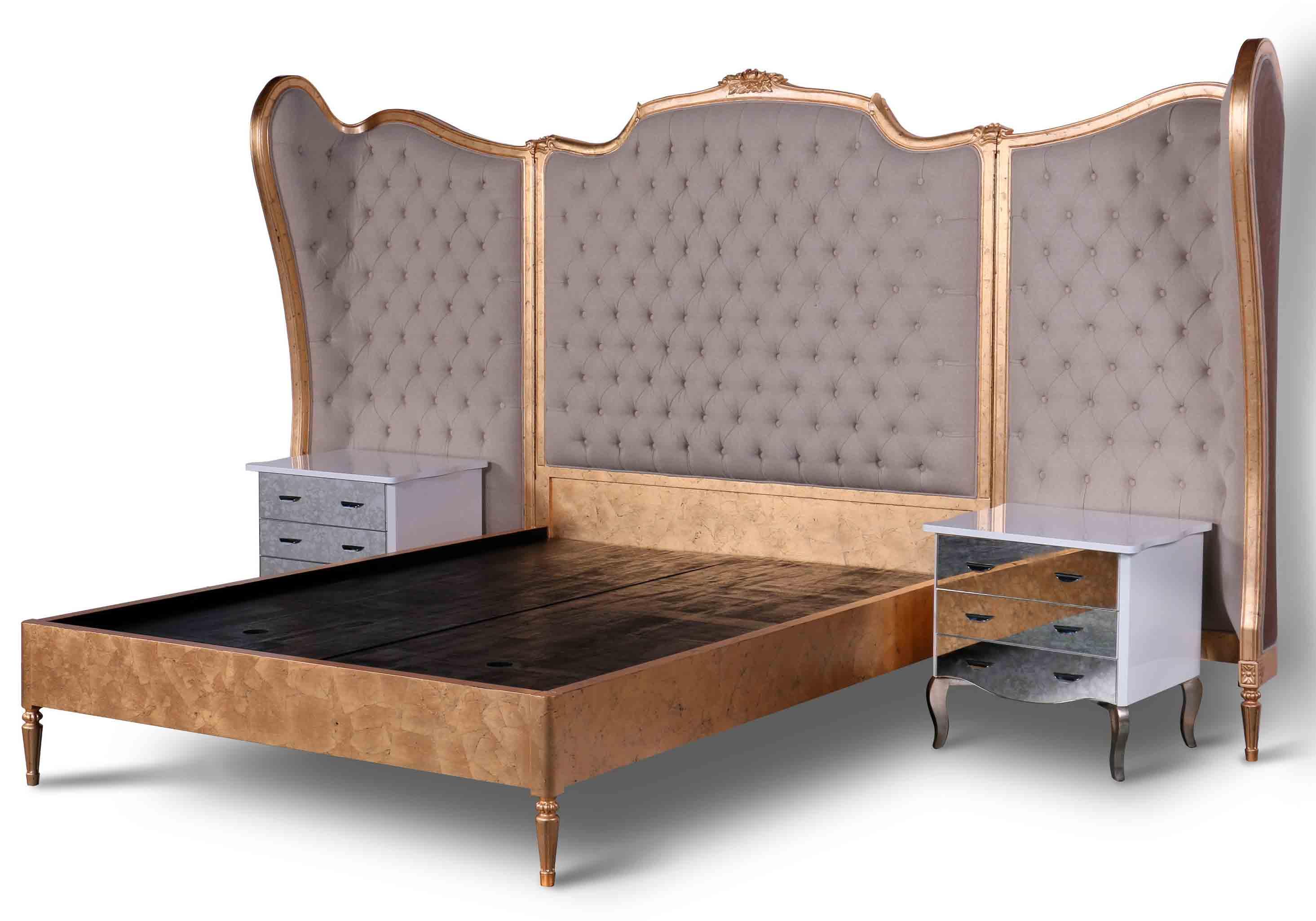 HEABOARD BED FRAME BD-BD02