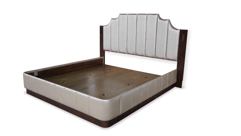 Headboard & Platform bed BD-07