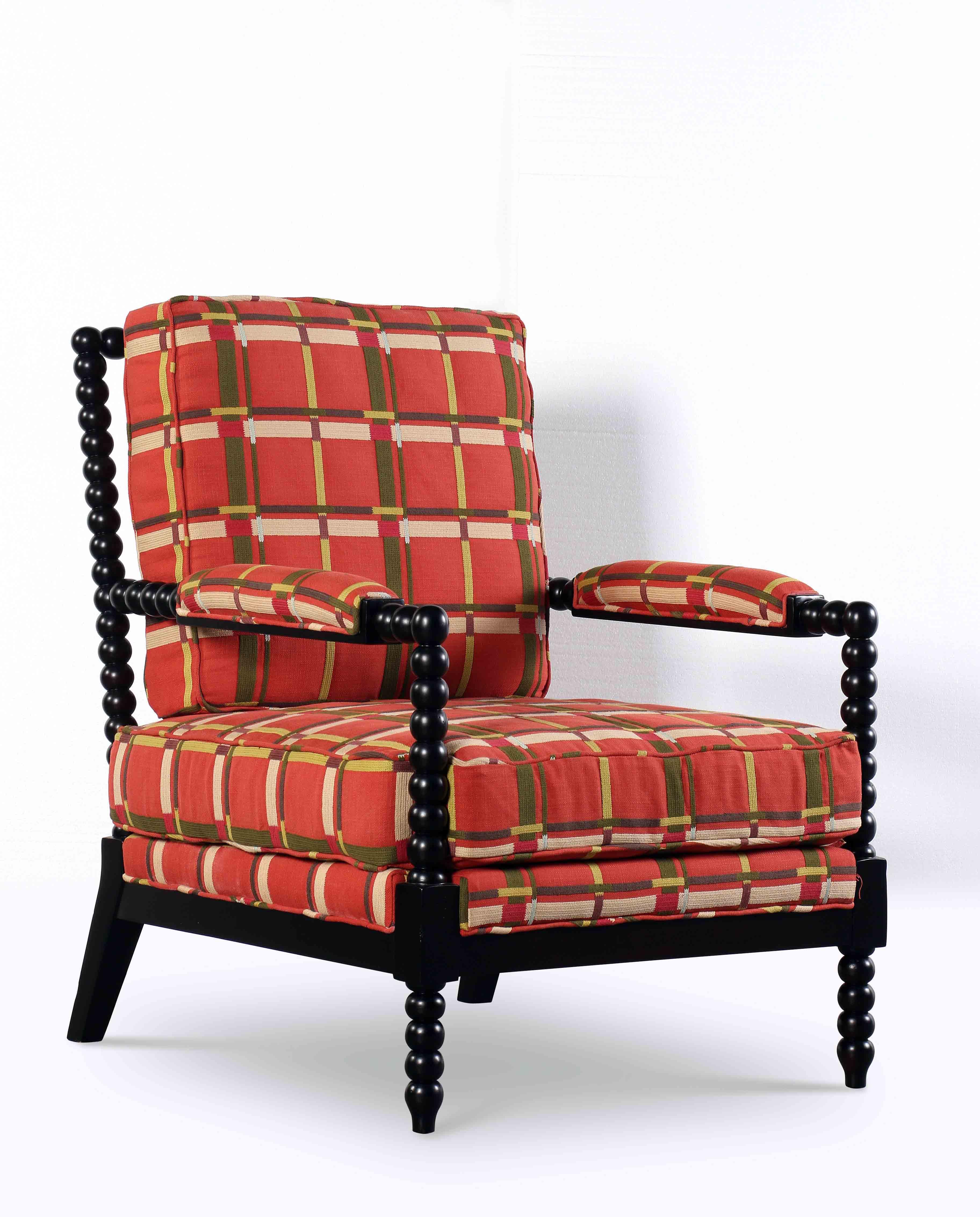Lounge Chair CH-12