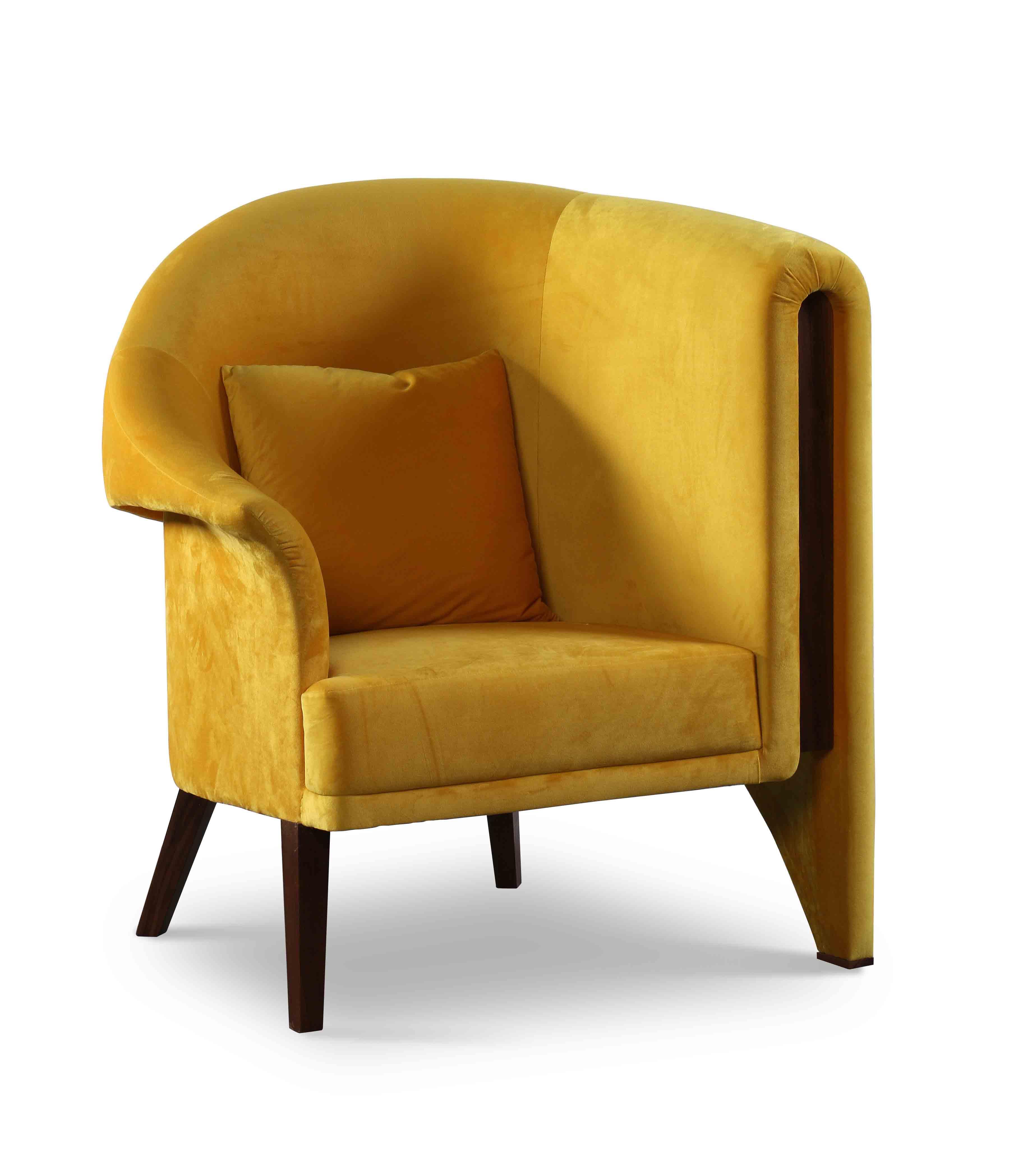 Lounge Chair CH-18