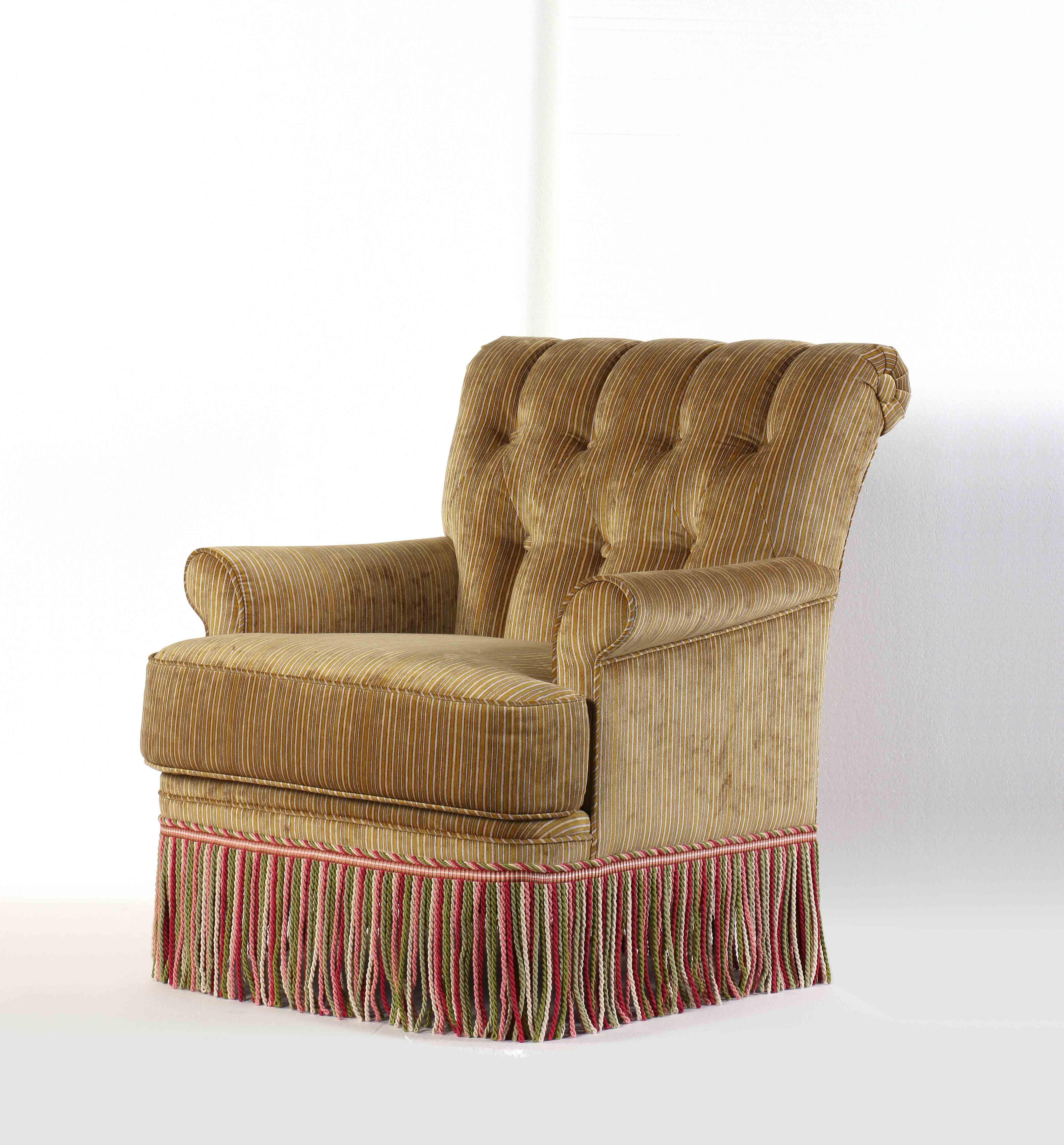 Lounge Chair CH-14