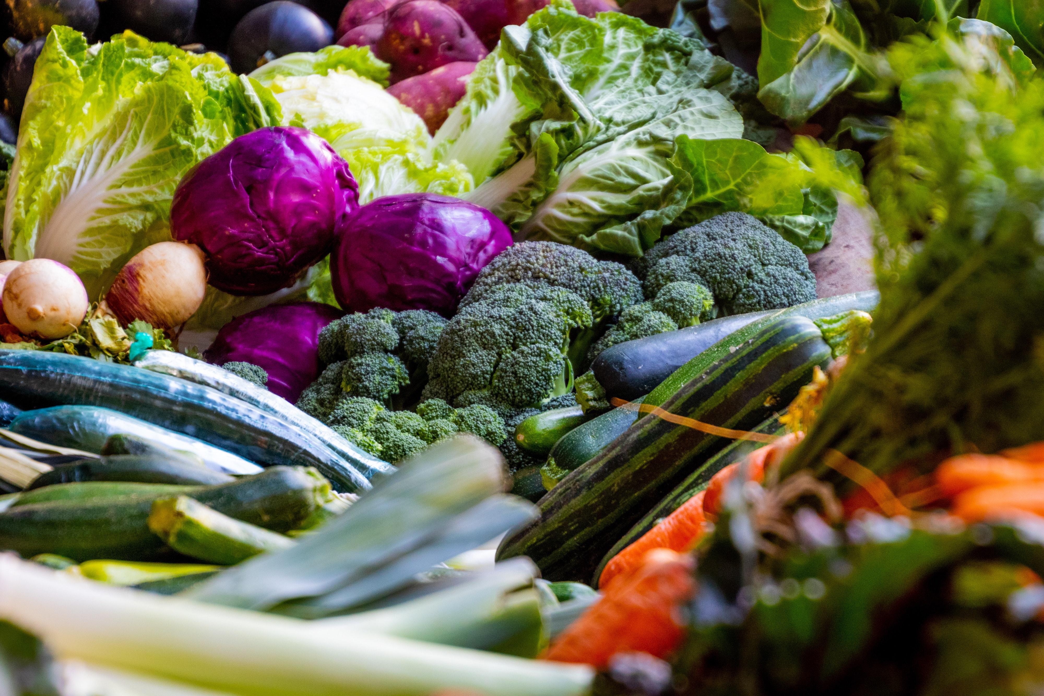 We've Tried Something New: Veggie Wednesdays