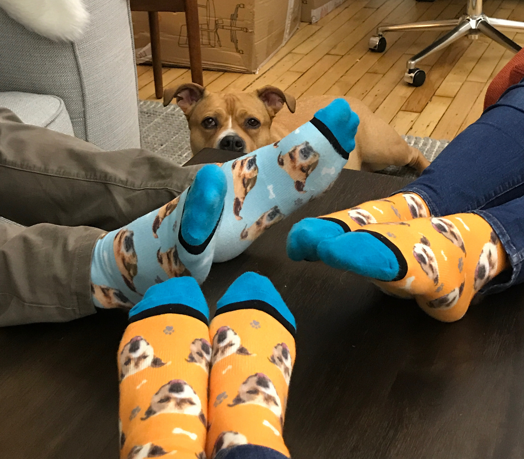 What a Sock Budget has to do with Company Identity
