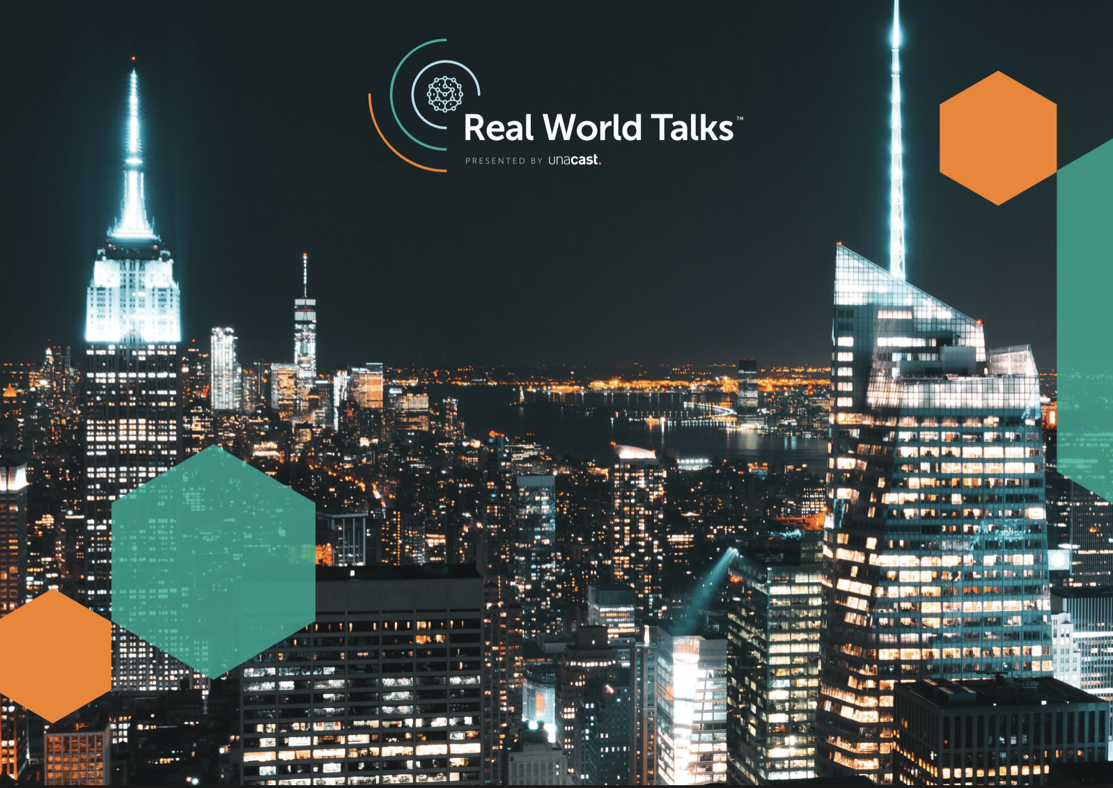 Check it Out: The Real World Talks Agenda is Here