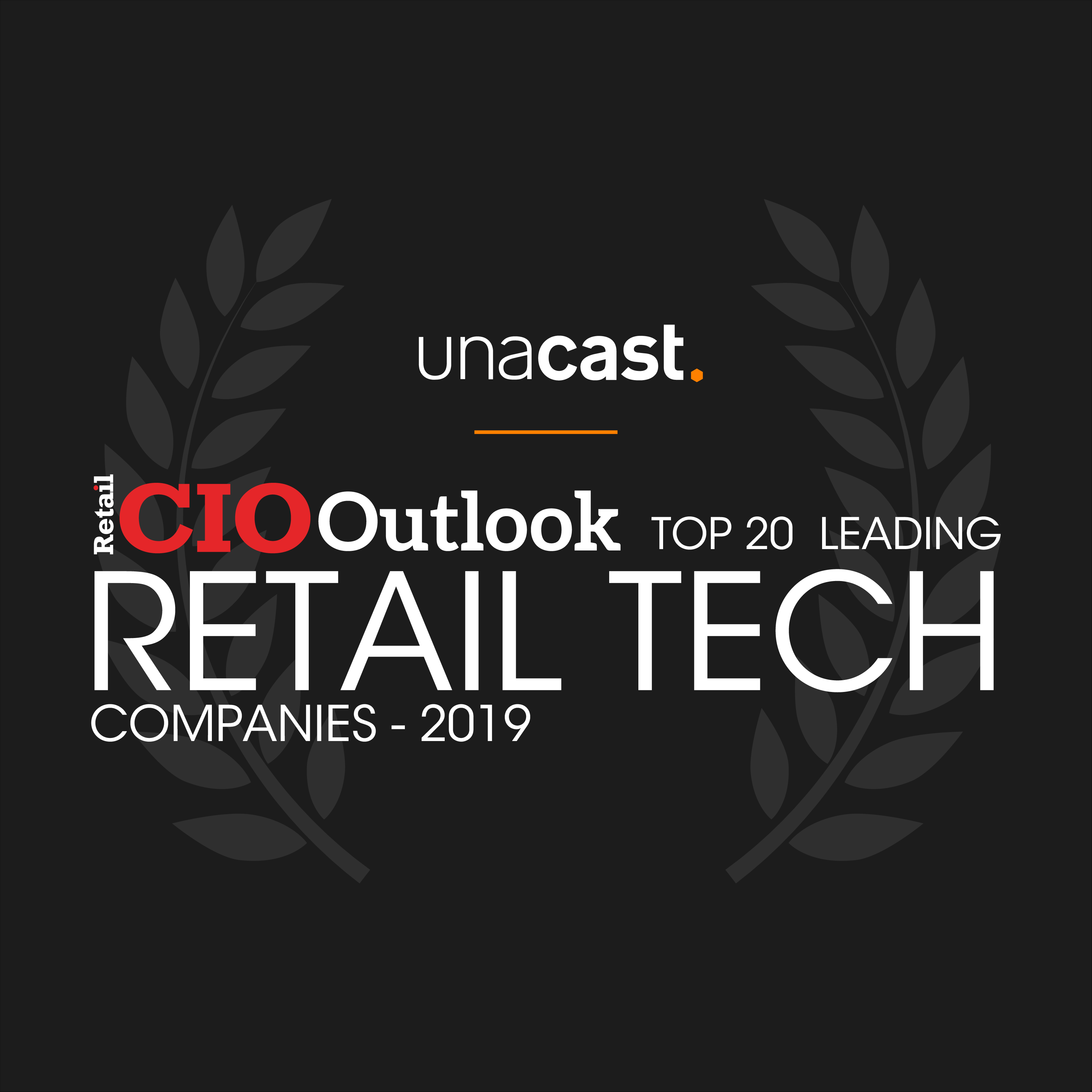 "Unacast Wins ""Top 20 Leading Retail Tech Companies of 2019"" For Work On The Real World Graph®"