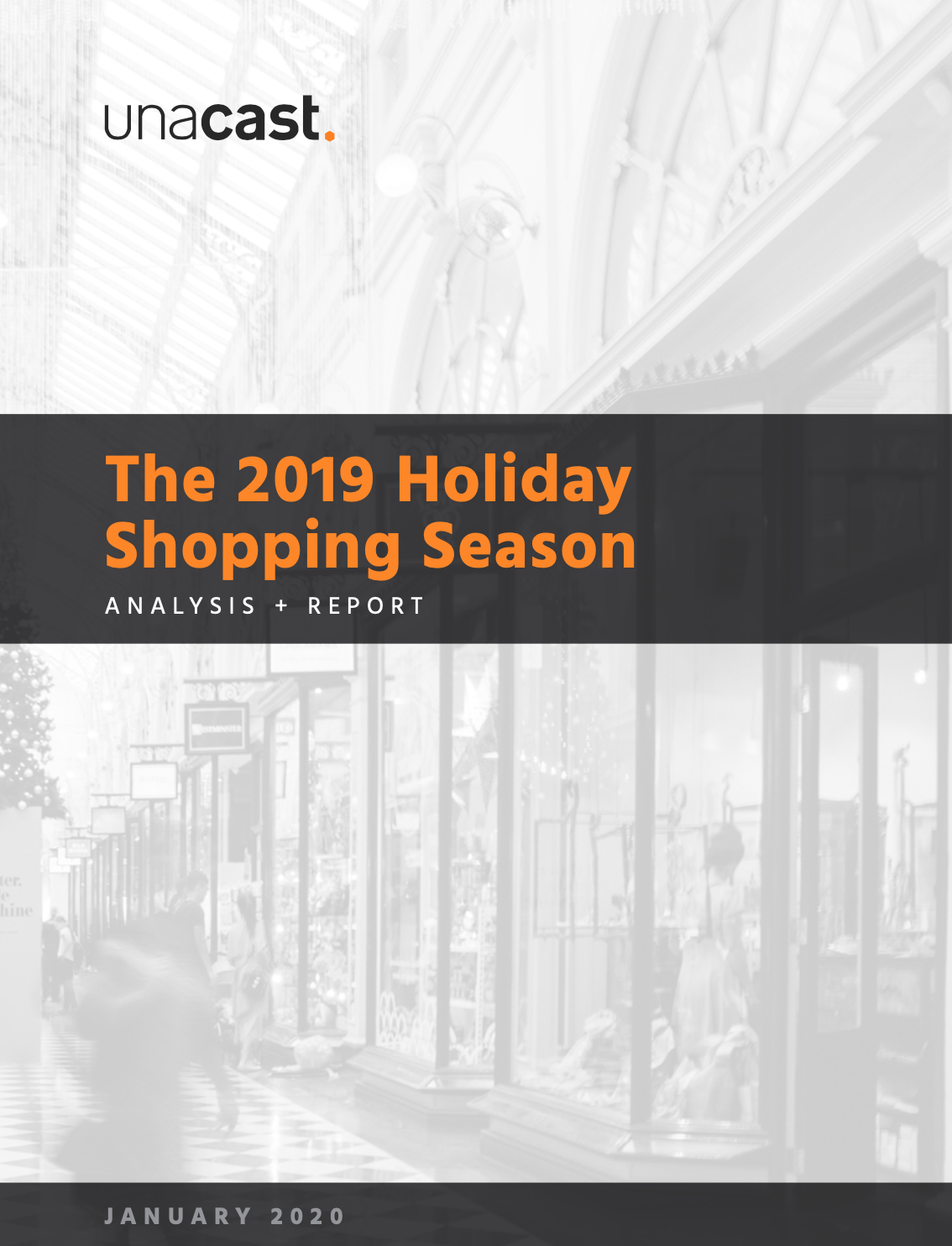 2019 Holiday Shopping Season Analysis and Report