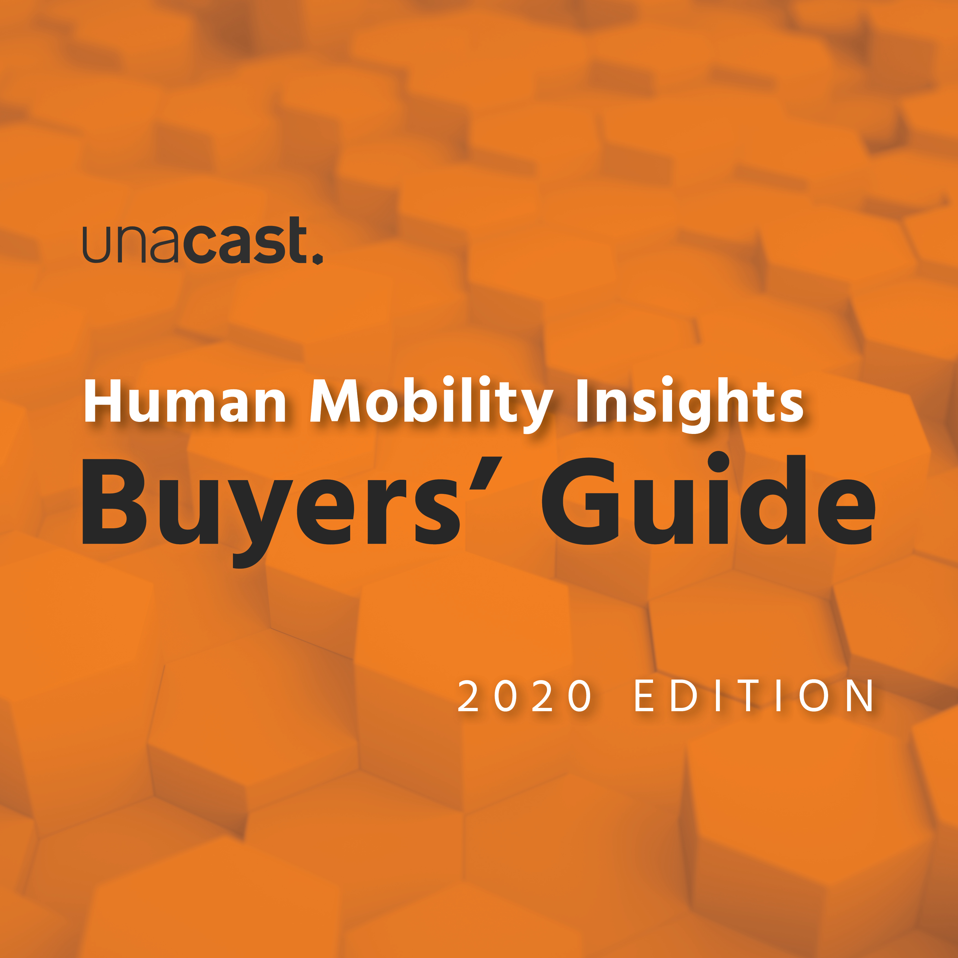 Human Mobility Insights Buyers' Guide