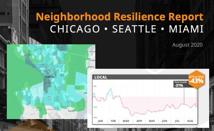 Neighborhood Resilience Report - August 2020