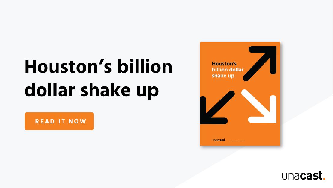 Houston's billion dollar shake up