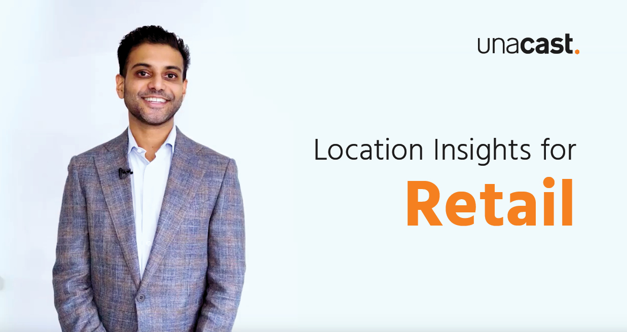 location insights for retail
