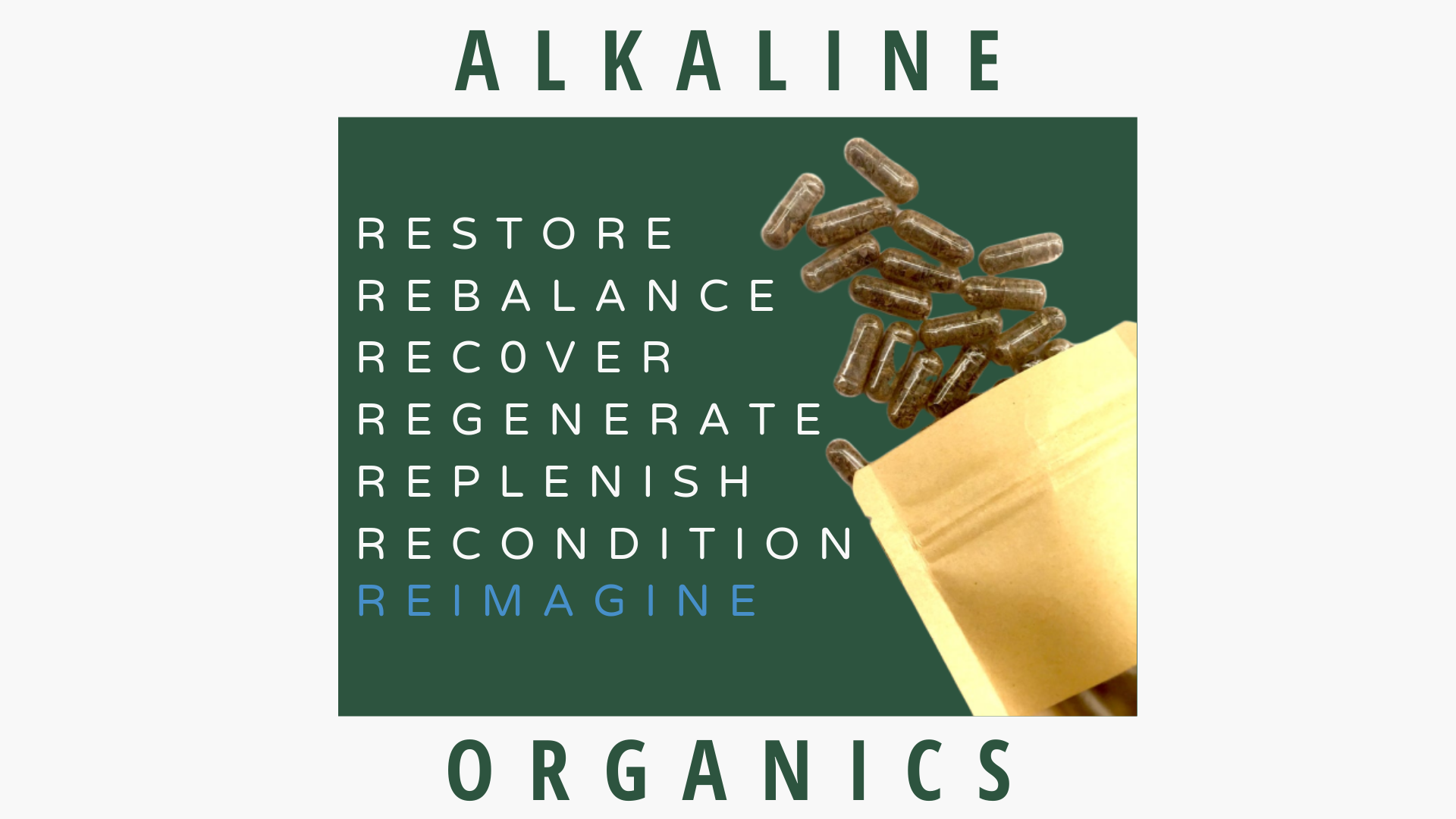 Dr. Sebi Approved All Natural Nutraceutical Grade Herbal Formulas From @AlkalineOrganics