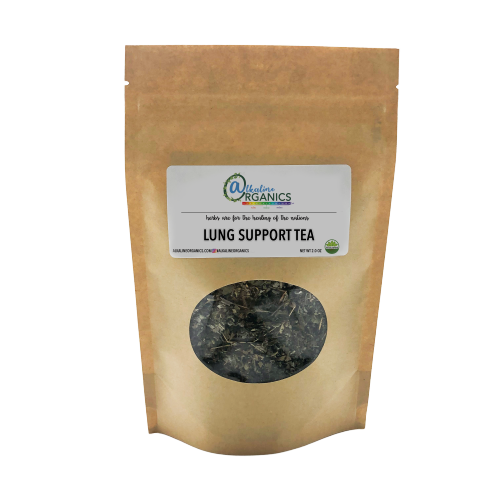 Lung Support Tea